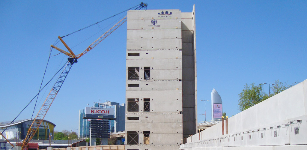 A variety of precast concrete solutions
