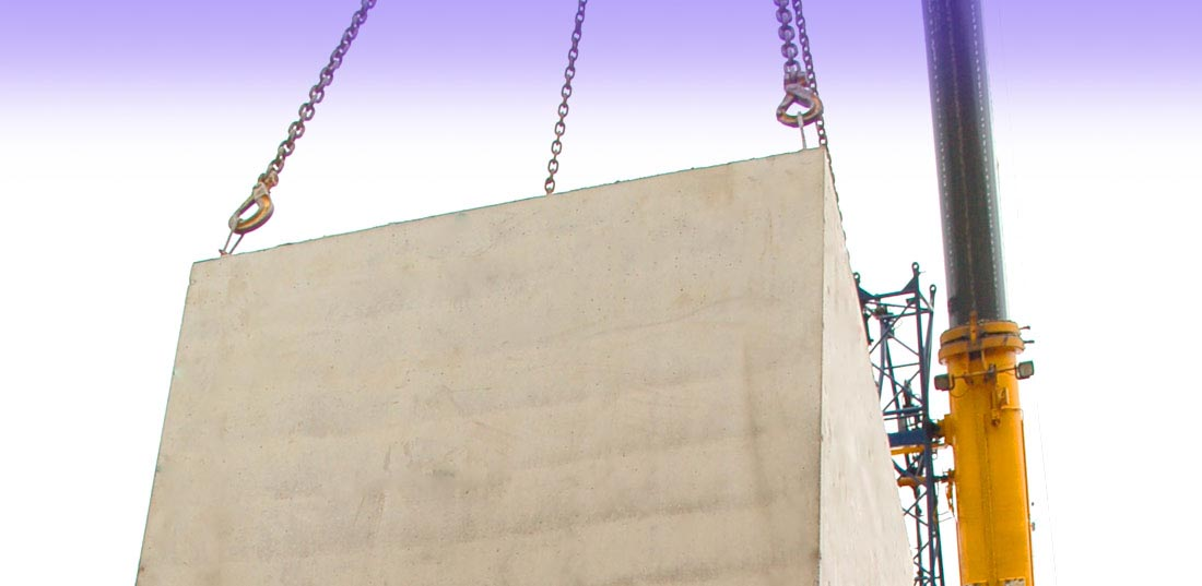 Offsite manufacture saves time and labour