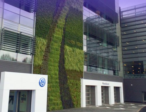 BIM and off site construction a winner for VW dealership