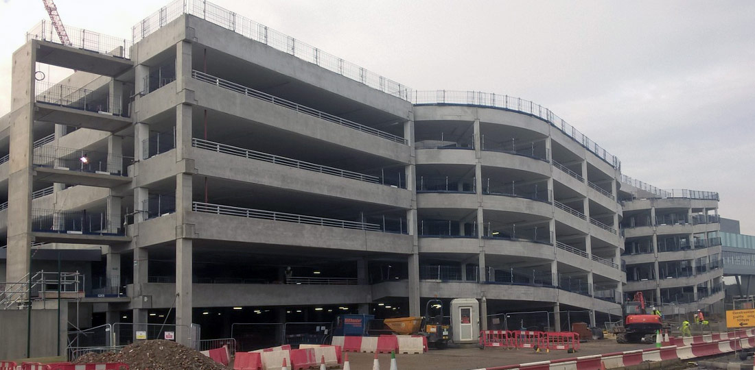 PCE have been working in co-operation with main contractor MACE on the Bracknell project