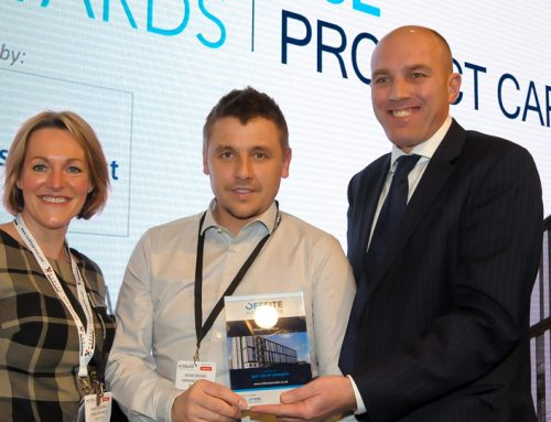 PCE awards for offsite hybrid construction project in UK