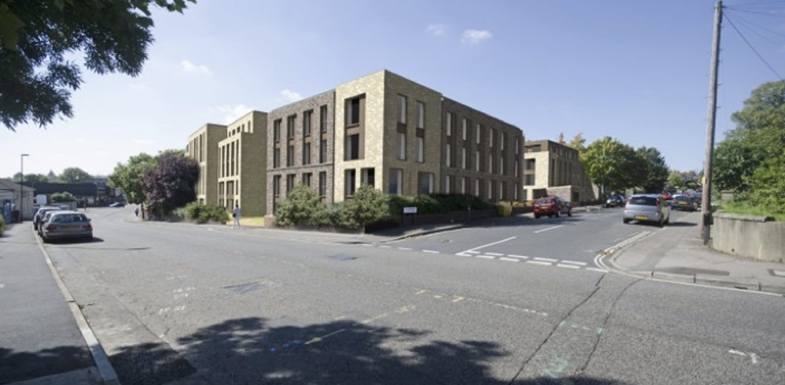 Student accommodation in Southampton by PCE