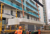 PCEs method of Offsite manufacture requires a reduced on-site workforce