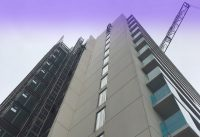 PCE Ltd are building at Dandara's Chapel Wharf project in Manchester
