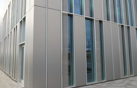An innovative 2 storey offsite engineered Hybrid concrete structure constructed in Durham