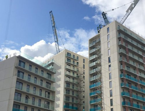 Chapel Wharf update 14 – first two towers structurally topped out