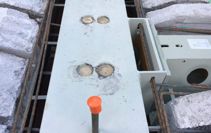PCEs offsite-engineered, HybriDfma structural solution approach
