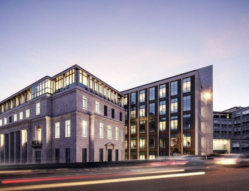 New project update – University of Leeds, Sir William Henry Bragg Building