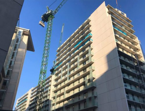 Chapel Wharf update 15 – progress on blocks C and D and latest safety award