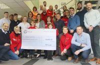 PCE Ltd raises an incredible £10,000 for local children's charity Simon's Heroes