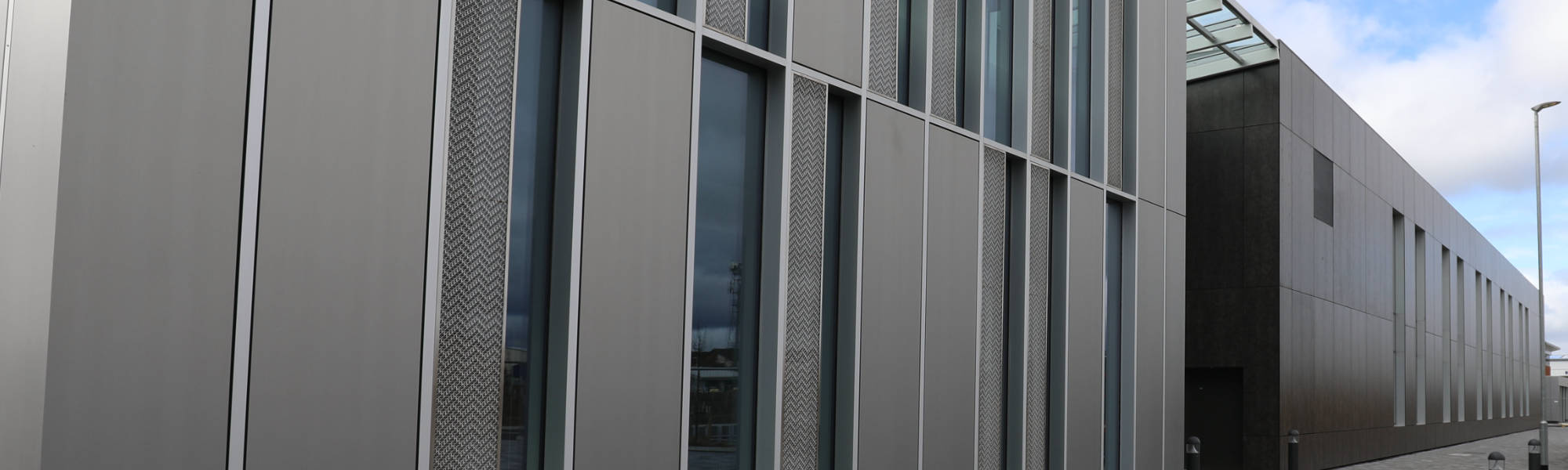 PCE was appointed on a design and build basis to construct the buildings structural frame