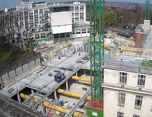 Leeds University update 3 – the Offsite engineered Hybrid structure approach