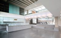 PCE's hybrid concrete frame has enabled the architect to achieve both functionality and aesthetic excellence
