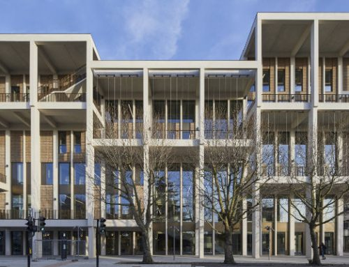 PCE Ltd's HybriDfMA bespoke system features at Kingston University Town House