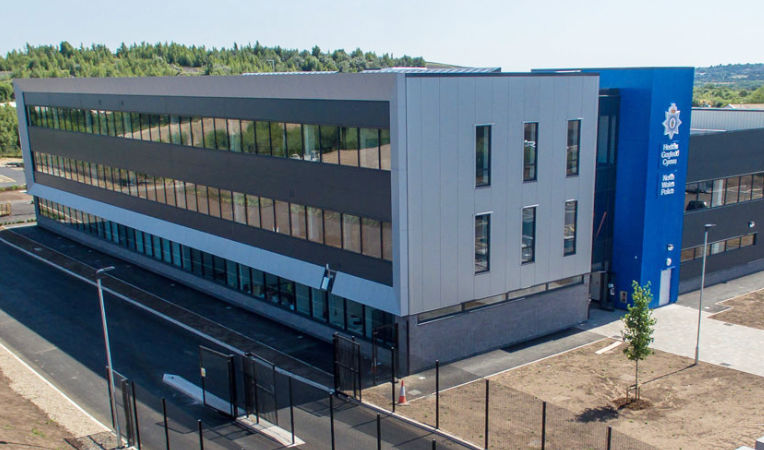 Completed secure custody projects by PCE Ltd
