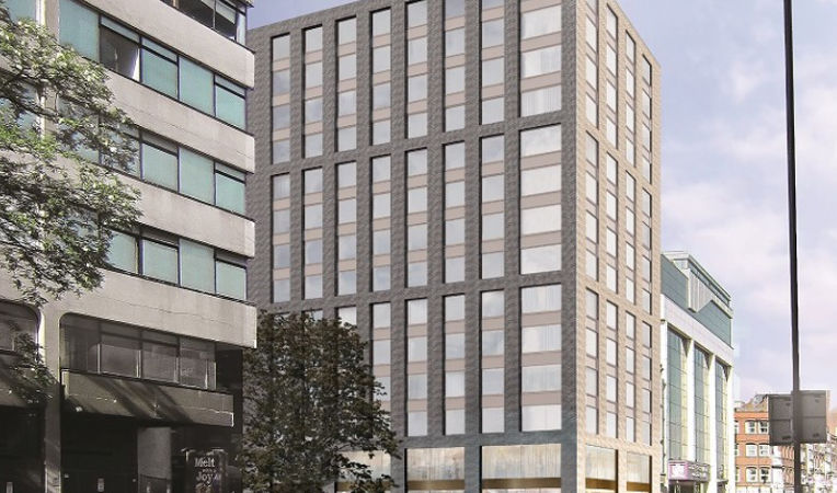 PCE's hyTower® Building System selected by Regal London for speed and quality