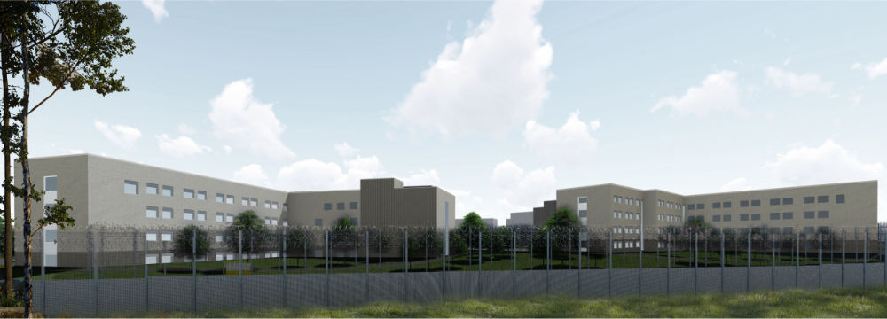 PCE will deliver a precast concrete HybriDfMA solution for the new prison at Glen Parva Leicester