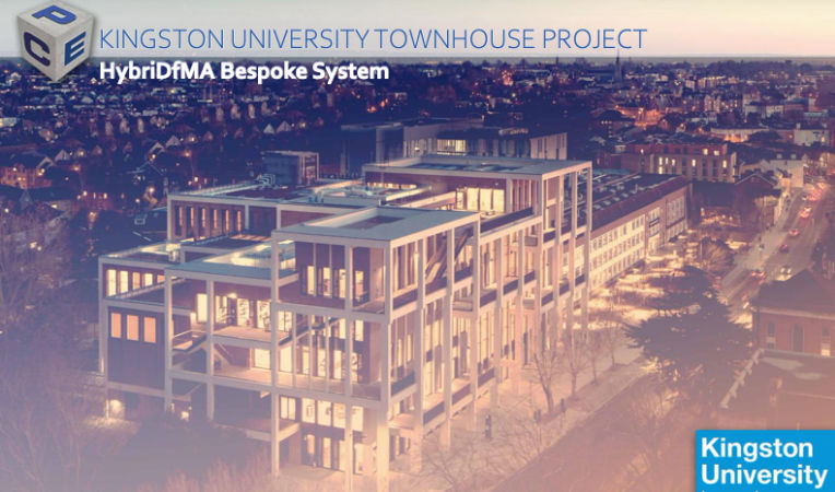 PCEs Kingston University Town House case study