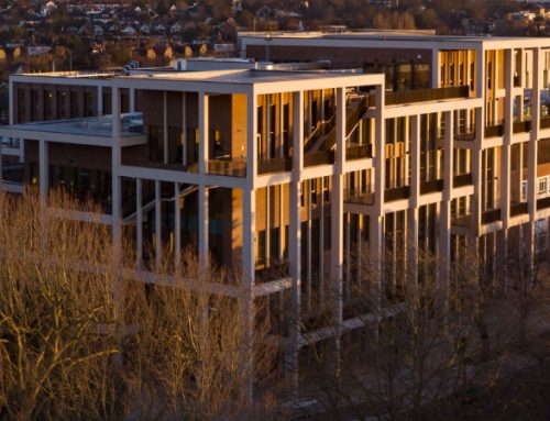 """Award-winning Town House project """"a building worthy of the international stage"""""""