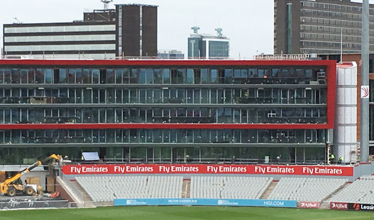 PCE's Old Trafford Cricket Ground construction project