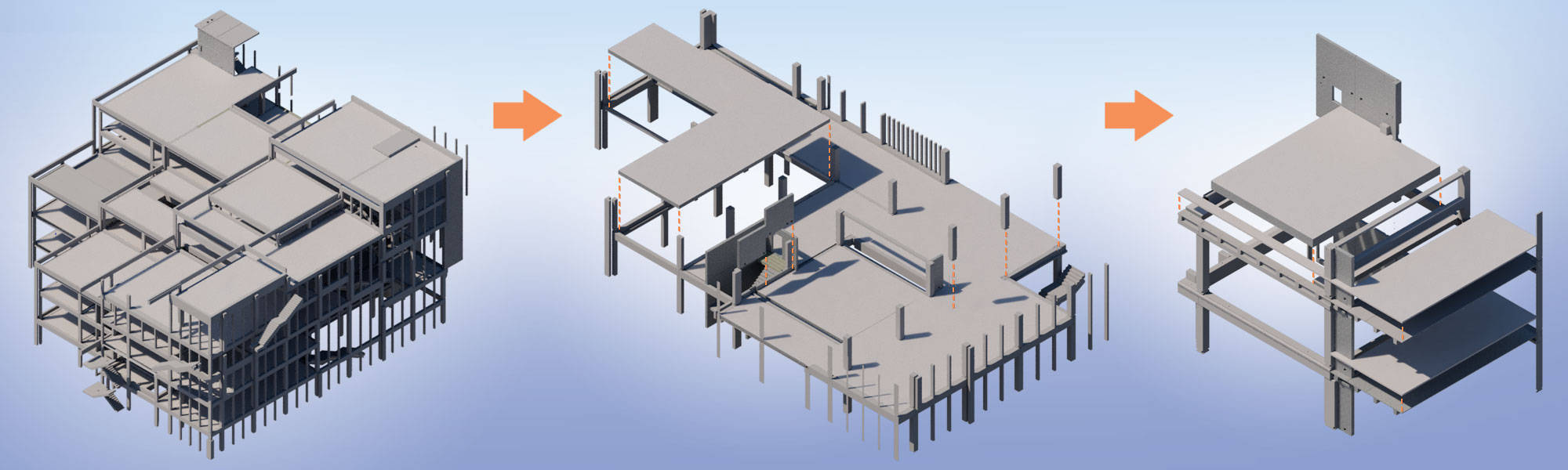 PCEs bespoke system construction approach