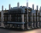 The structure and facades for the towers are being delivered in a partnership by PCE Ltd with Mace Tech and Oranmore Precast utilising a revolutionary, DfMA HRS (High Rise Solutions)