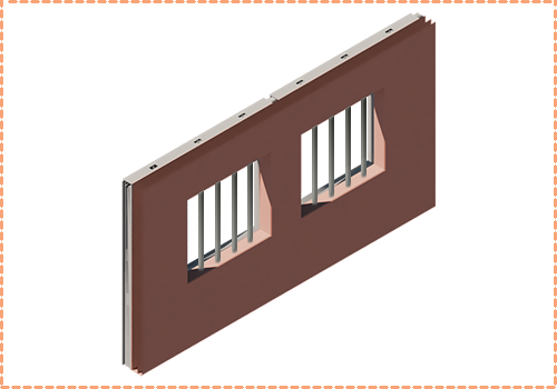 Secure Prisons Component Facade Solution