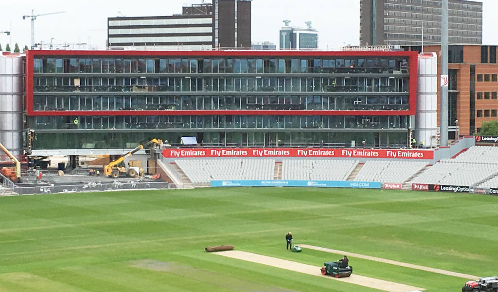 PCEs offsite engineered Old Trafford Hotel project