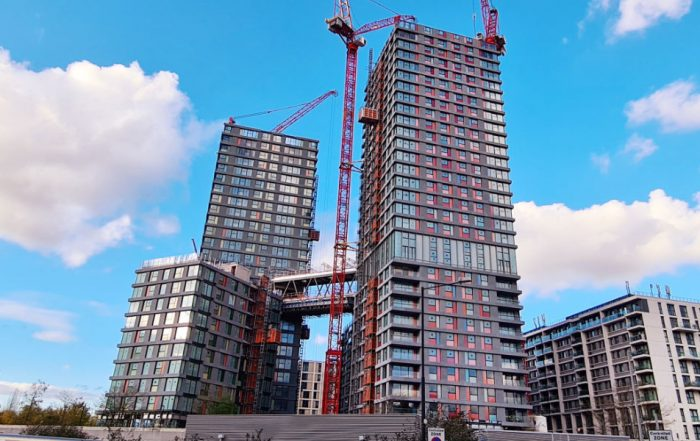 PCE are delivering hi-rise residential projects using modern methods of construction and offsite technology