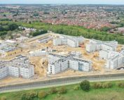 Structural completion of PCEs Award-Winning new prison HMP Five Wells project