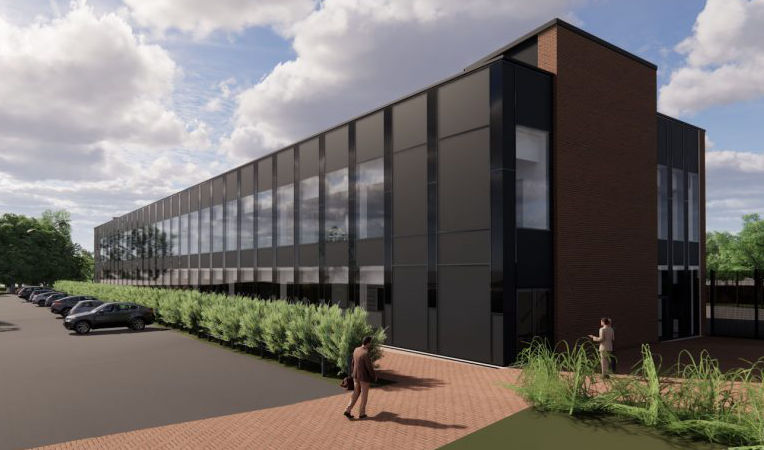 PCE's Secure Custody Sytems project in Bedford