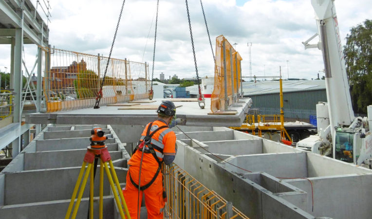 PCE's Secure Custody Sytems project in Nottingham