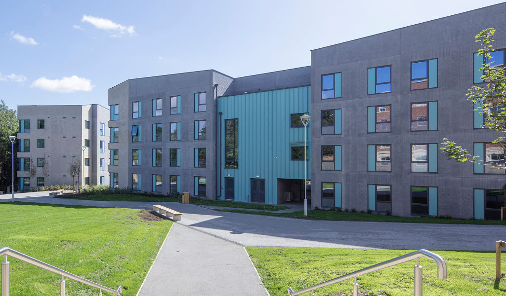 PCE has a reputation for successfully delivering large scale logistically complex student accommodation schemes