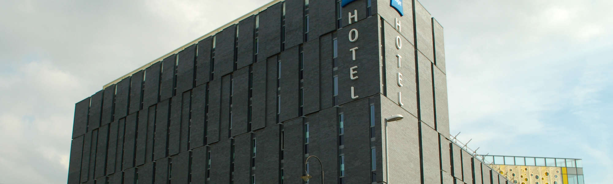 PCEs Etap Hotel construction project in Manchester