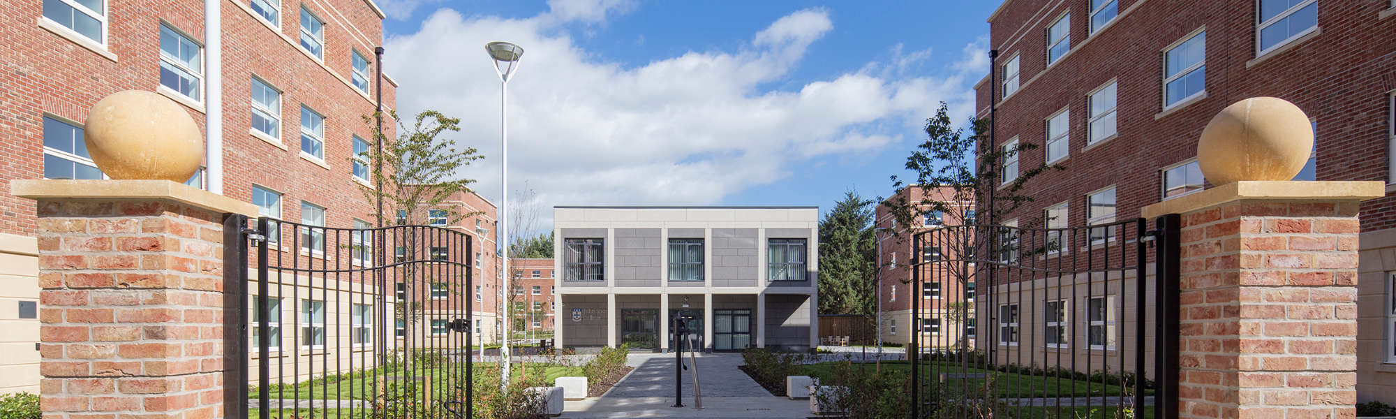 Student accommodation constructed using PCE's 'kit of parts' approach