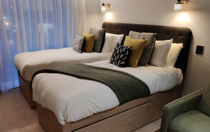 Regal London's 14 storey aparthotel at Commercial Road in London