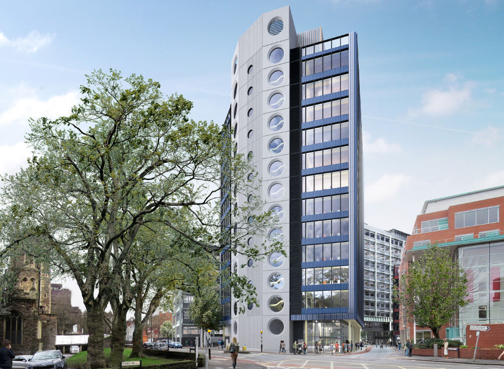 PCE awarded the new Assembly Building C in Bristol