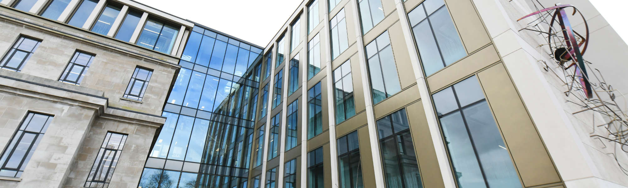 An integrated campus for Engineering and Physical Sciences at the University of Leeds by PCE Ltd
