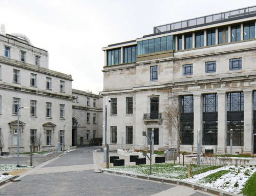 HybriDfMA Frame System integrated campus for University of Leeds