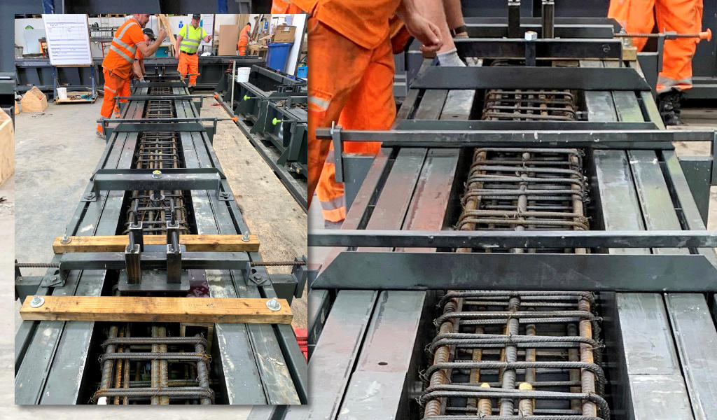 Offsite construction projects are being carried out by PCE throughout the UK