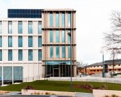 """Research building wins """"Best use of concrete technology"""" at Offsite Awards"""