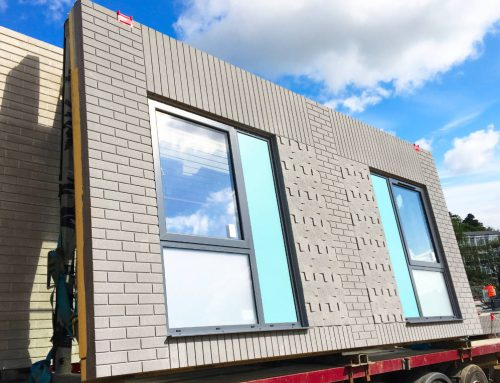 Increasing emphasis on DfMA and environmental performance in construction